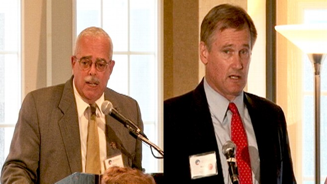 Video of Gerry Connolly and Keith Fimian on incentives for members of Congress.