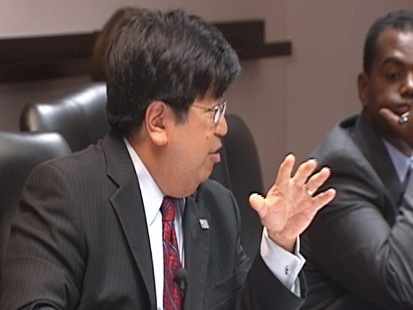 Video: Commission on Civil Rights Meeting.