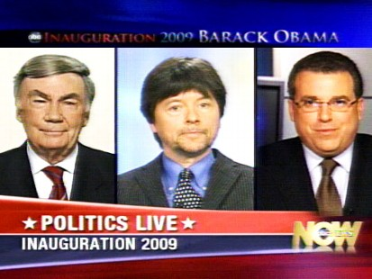Historian Ken Burns joins ABC News for a discussion about past inaugurations.