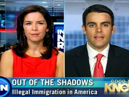 Video: ABC News Devin Dwyer talks about series Out Of The Shadows