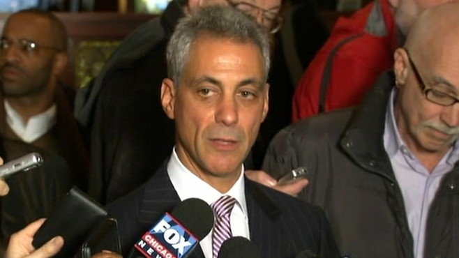 VIDEO: Rahm Emanuel Deemed Ineligible for Chicago Mayor