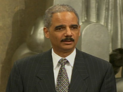 "Video of Attorney General Eric Holder making remarks on race, calling the country ""cowards"" when it comes to race relations."