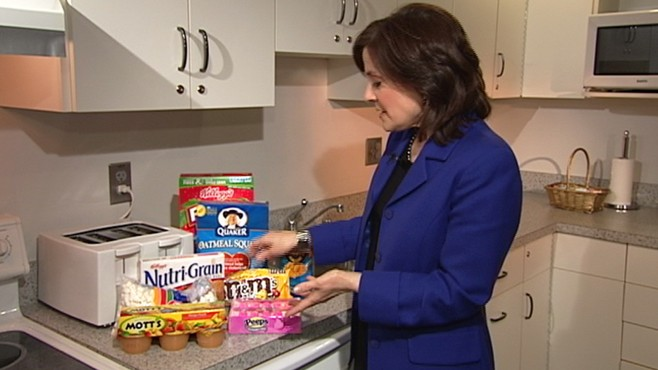 VIDEO: What Do You Eat That Contains Artificial Food Dye?