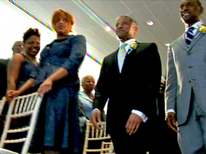 Video of first three D.C. same-sex marriages.