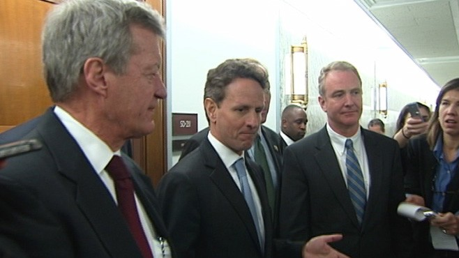 VIDEO: Tax Meeting In The Spirit of White House Summit