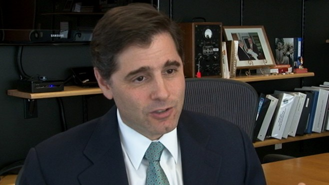 VIDEO: Julius Genachowski Talks Net Neutrality