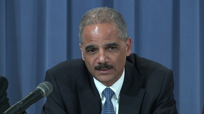 VIDEO: Holder Says GITMO Transfers Ban is Unwise
