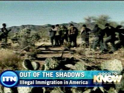 Out of the Shadows: Illegal Immigration in America