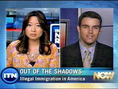 Video of ABC News Devin Dwyer discussing illegal immigration in America.