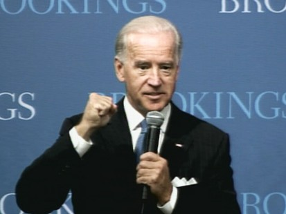 Video of Vice President Joe Biden laying out President Obamas health care plan and upcoming address to Congress.