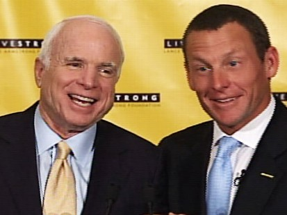 mccain and armstrong