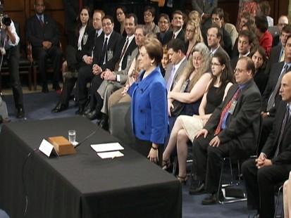 Video: Elena Kagan opening remarks at confirmation hearing.