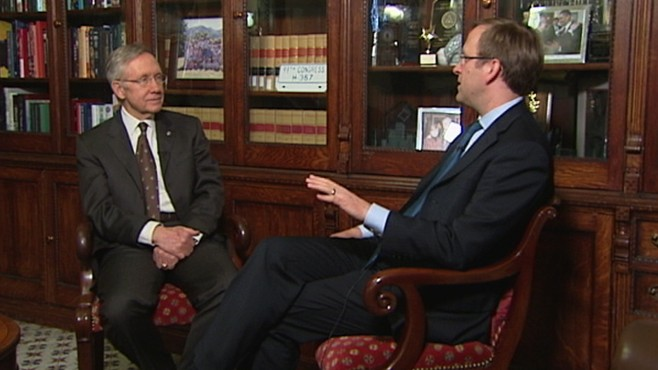 VIDEO: Harry Reid Says Earmarks Will Return