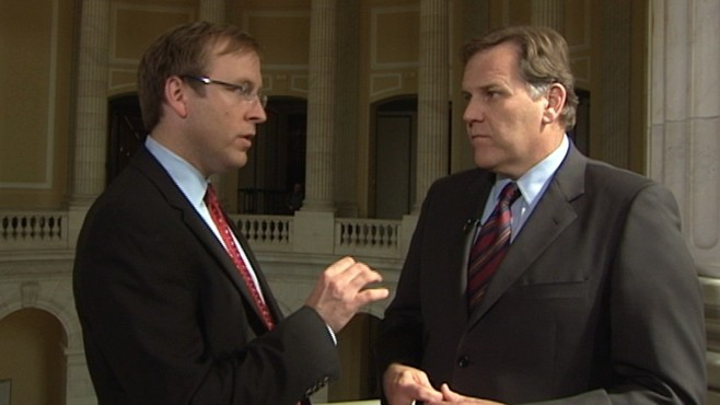 VIDEO: Intel Chair Mike Rogers: Libya No-Fly Zone Right Thing To Do