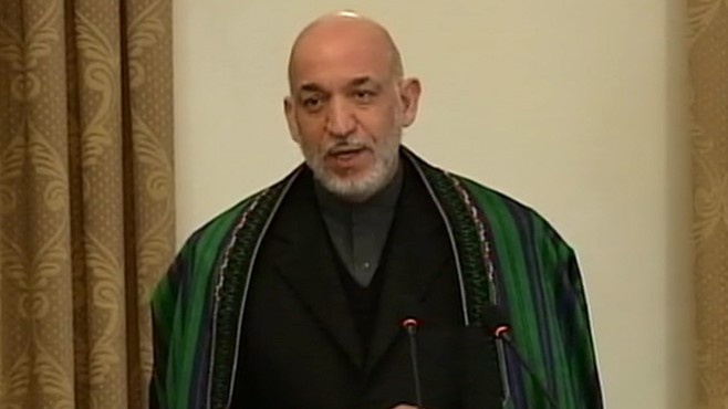 VIDEO: Karzai: I Trust Him Fully When He Says He Is Sorry
