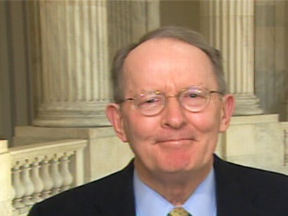 Video of Senator Lamar Alexander on Capitol Hill.