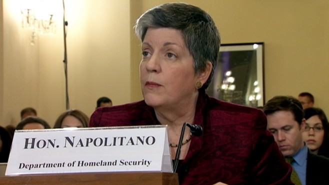 VIDEO: Napolitano: Terror Most Heightened State Since 911