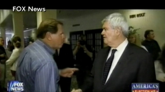 VIDEO: GOP Voter To Newt Gingrich: Youre an Embarrassment
