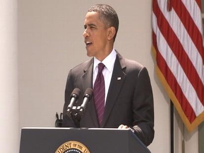 Video: President Obama calling on Senate to pass Disclose Act.