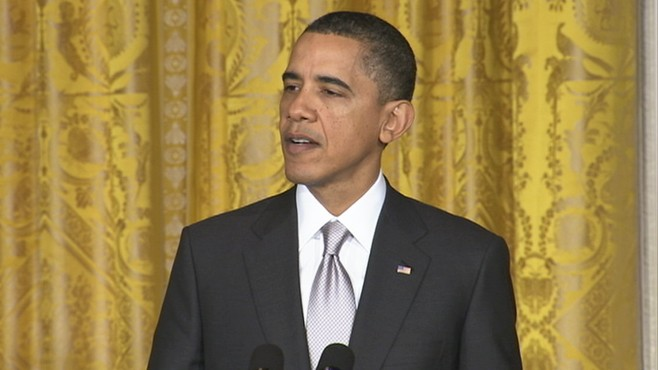 VIDEO: Obama on Border Security: Shared Responsibility