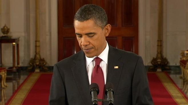 VIDEO: Obama: I Take Responsibility