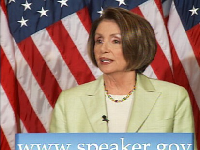 Video of Speaker Pelosi saying CIA lied to her.