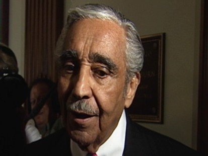 Video: Rep. Charlie Rangel D-NY., speaks out about charges.