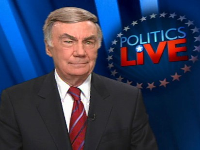 Video of Sam Donaldson discussing the latest political news.