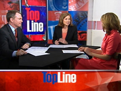 Video of Top Lines discussion on health care debate.
