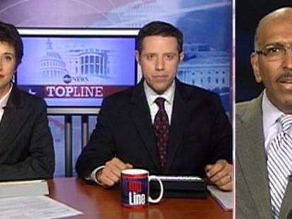 VIDEO: Michael Steele: Bin Laden Subtle Impact on 2012