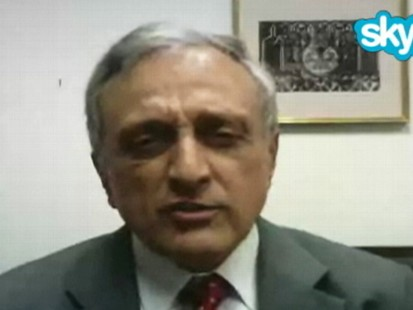 "Video: Carl Paladino (R) New York Gubernatorial Candidate on ""Top Line."""