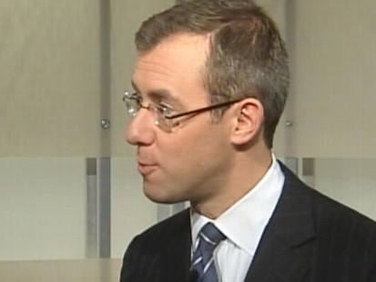 New York Times Jeff Zeleny on Top Line