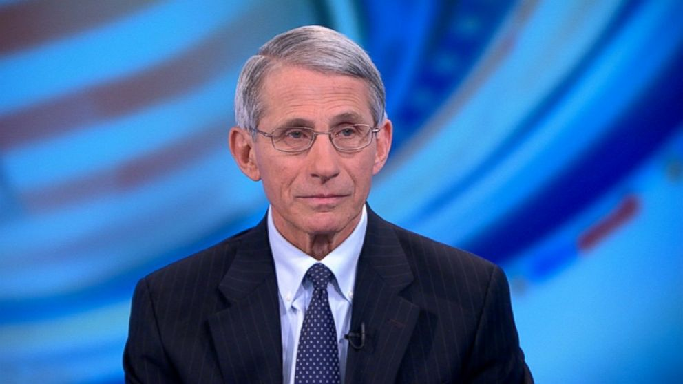 Infectious Disease Specialist Dr  Anthony Fauci Rejects Mandatory