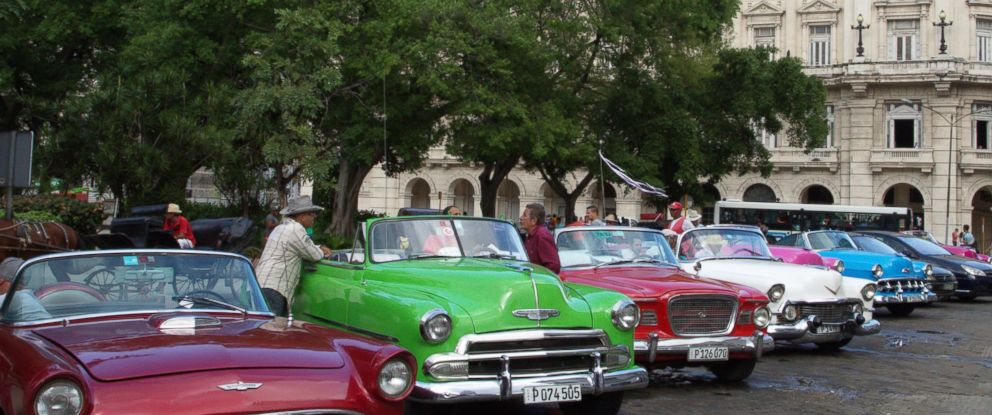 PHOTO: For the first time in more than 50 years, Cuba could finally open to American tourists.