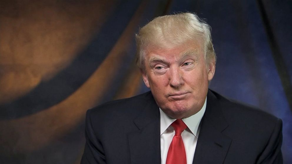 Donald Trump Sen Ted Cruz Perhaps Not Eligible For White House