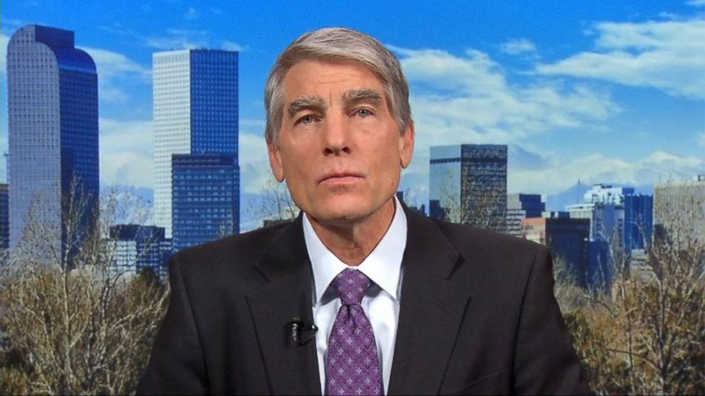 Senate Intelligence Committee member Senator Mark Udall (D) Colorado on 'This Week'