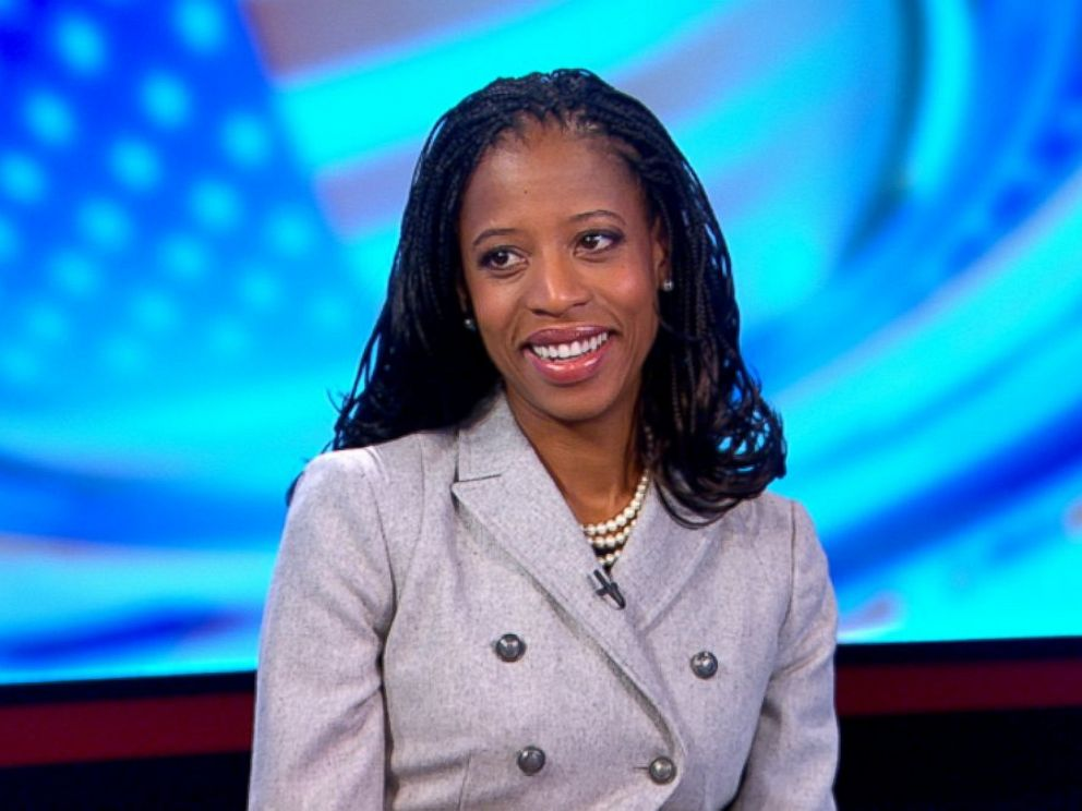 PHOTO: Congresswoman-Elect (R-UT) Mia Love on This Week