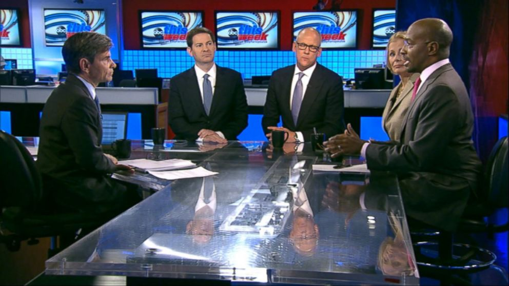 """Powerhouse Roundtable on """"This Week"""""""