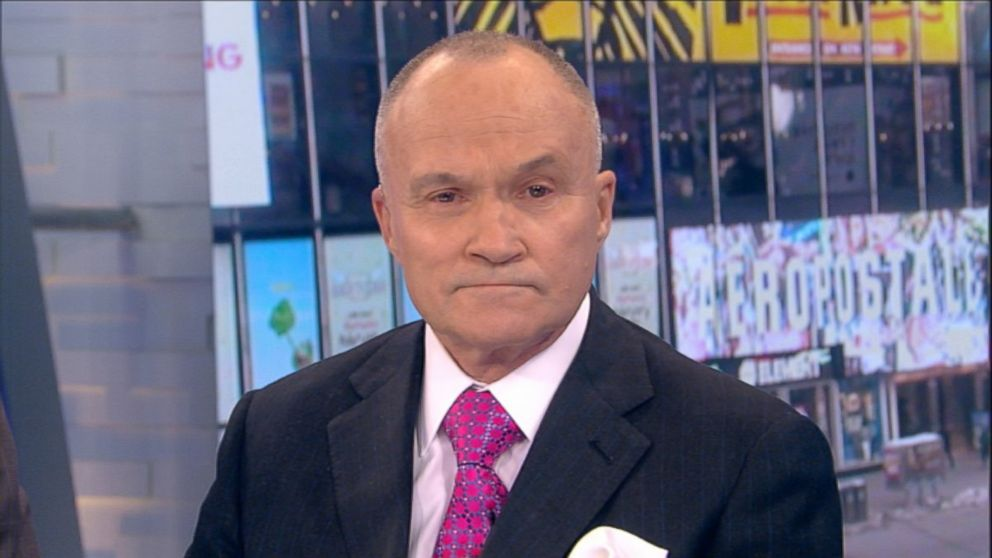 Former New York City Police Commissioner Ray Kelly on 'This Week'