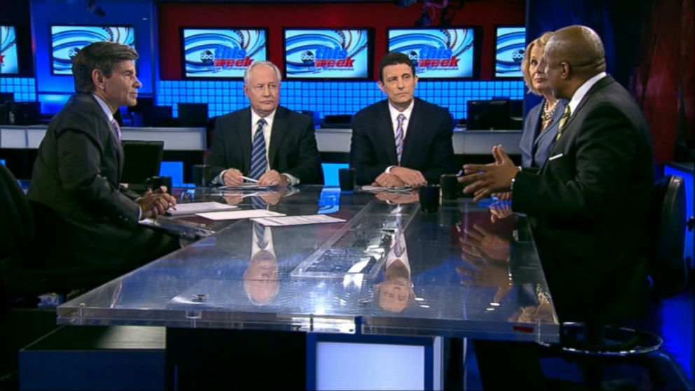 ABC News Contributor and The Weekly Standard Editor Bill Kristol, The Wall Street Journal Columnist Peggy Noonan, The New Yorker Editor David Remnick, and Television and Radio Host Tavis Smiley on 'This Week'