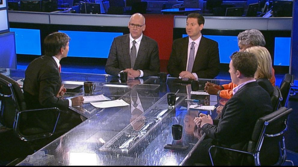 """ABC News Contributor and Democratic Strategist Donna Brazile, Bloomberg Politics Managing Editors and """"With All Due Respect"""" Hosts Mark Halperin and John Heilemann, Fox News Anchor Greta Van Susteren and BuzzFeed.com Editor-in-Chief Ben Smith on 'This Week'"""