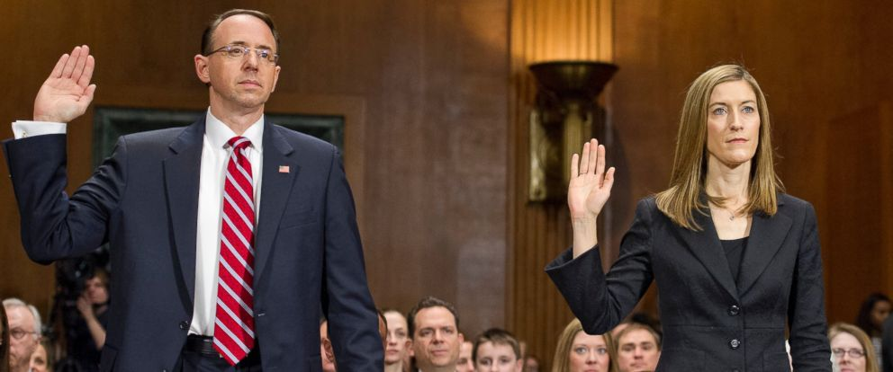 Justice Department Issues Technical >> Thorny Issues Await Justice Department Nominees Abc News