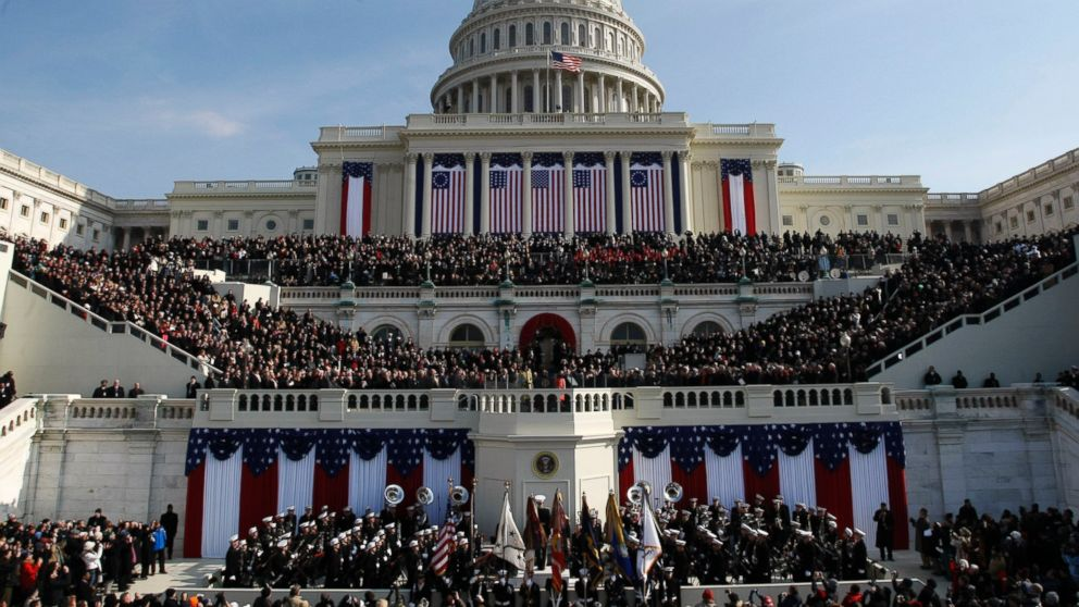 Trump Inauguration 2017