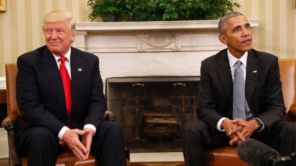 President obama calls conversation with donald trump excellent president obama calls conversation with donald trump excellent abc news m4hsunfo Image collections