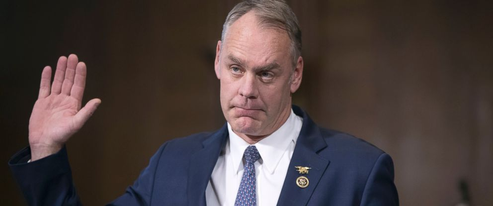 Trumps Cabinet Pick Ryan Zinke Supports Scrapping Obamas Arctic
