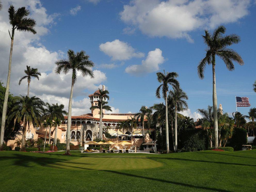 PHOTO: Mar-A Lago is seen here, Nov. 27, 2016, in Palm Beach, Florida.
