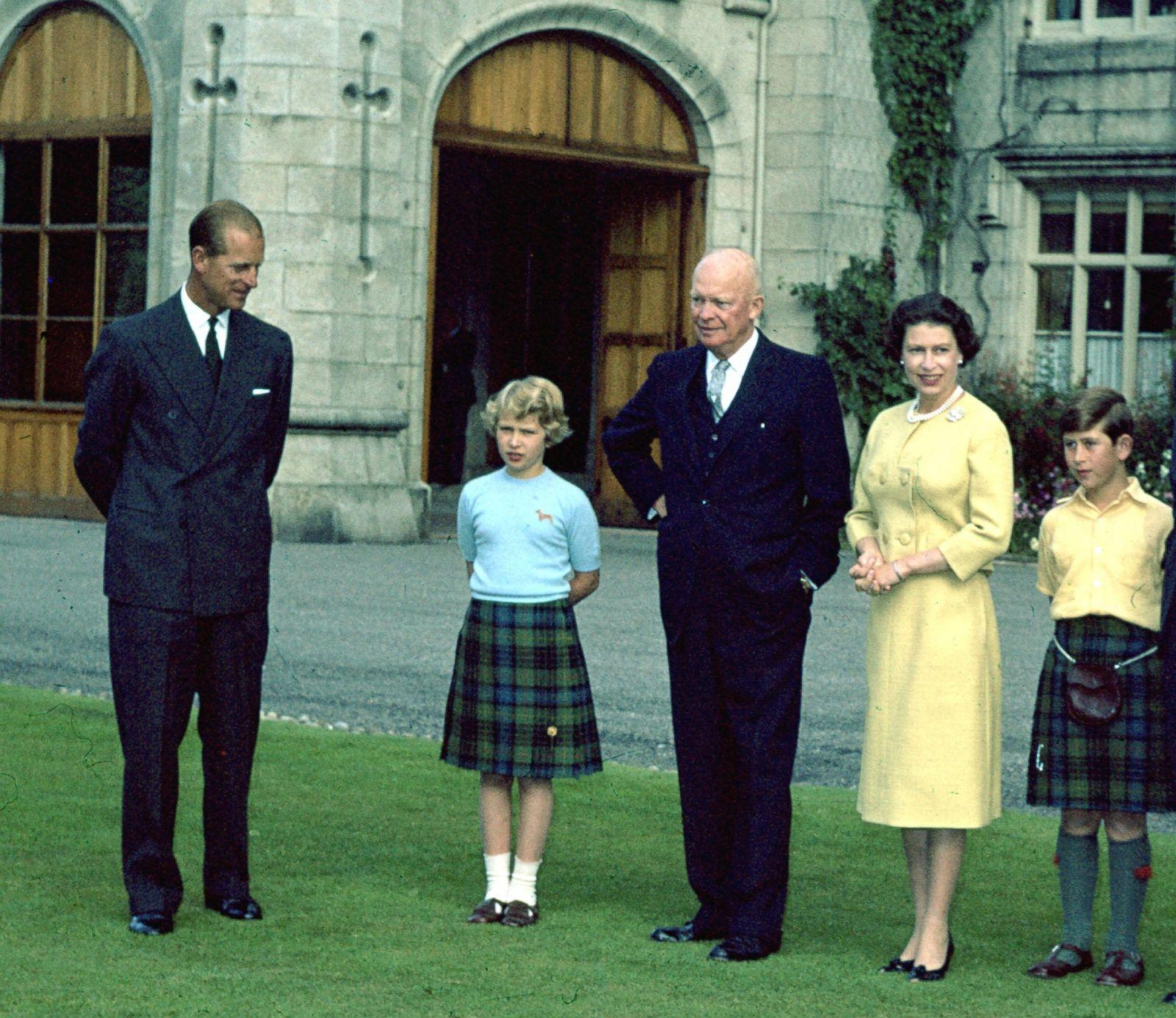 Queen Elizabeth And U.S. Presidents - ABC News