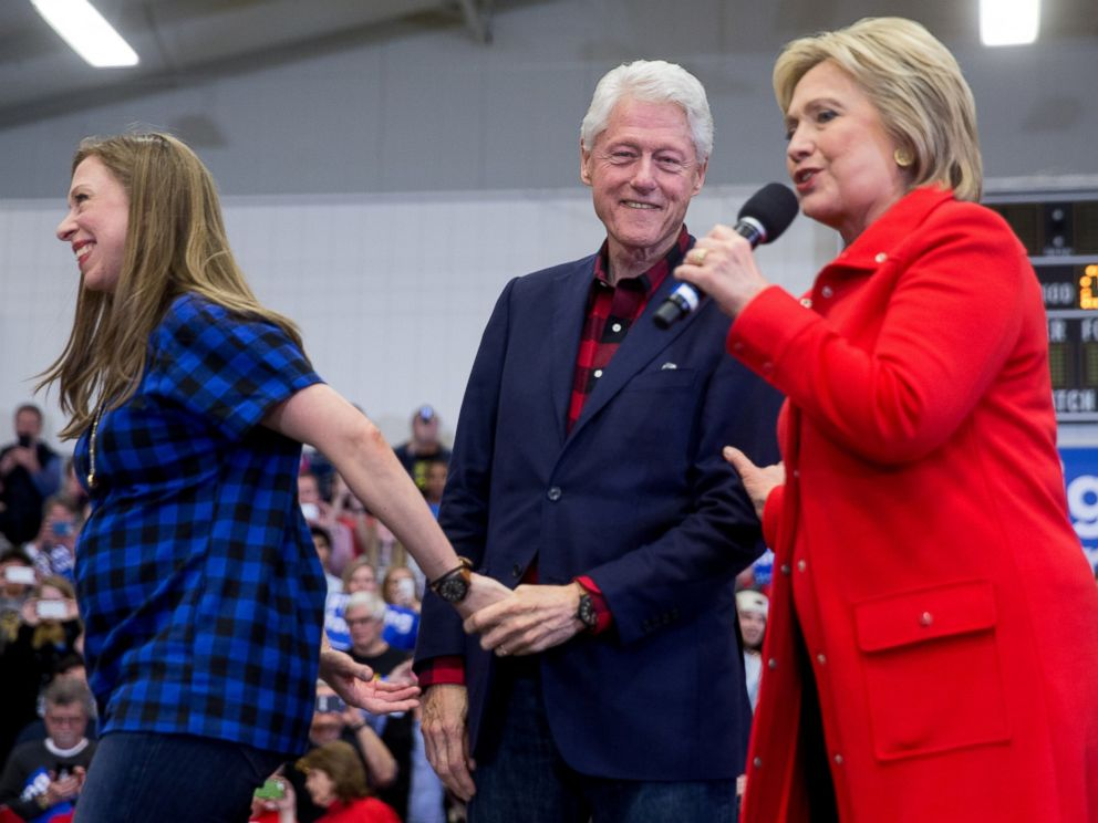 Bill Clinton Would Be In Charge Of Revitalizing The Economy