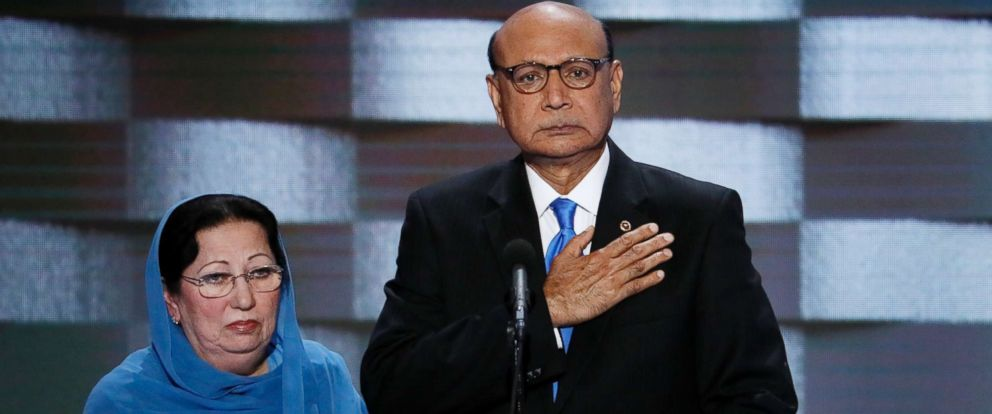 Will Trump sign bill to name post office for son of Gold Star father Khizr Khan?