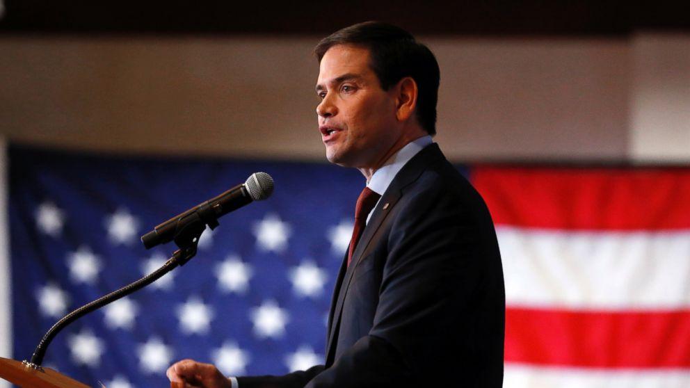 Marco Rubio: The Republican Establishment Told Me Not To Run